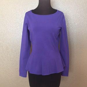 ETCETERA purple M sweater